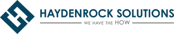 HaydenRock Solutions Logo